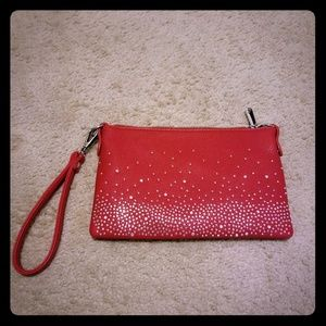Red Sparkle Wrislet